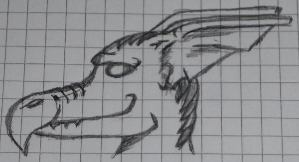 My doodle of V'ashtay